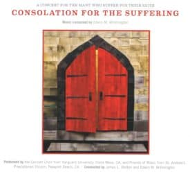 Consolation for the Suffering Cover